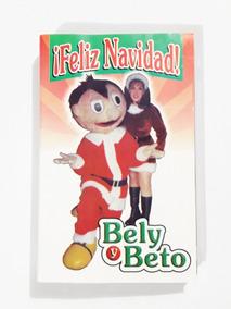 Placido Domingo Feliz Navidad.Bely Y Beto Vol 4 Feliz Navidad Casete
