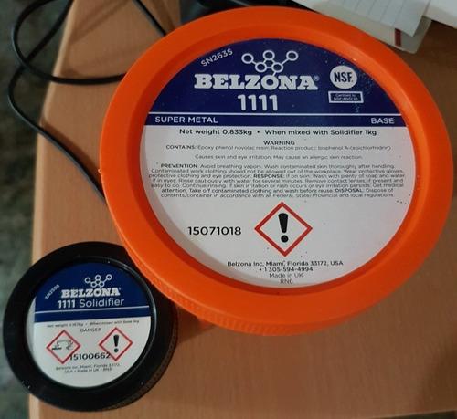 belzona molecular 1111 metal 750 grs en 30vrds