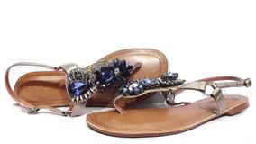 43814576d Rasteira Prata Velha Feminino Sandalias Dakota - Sapatos no Mercado ...