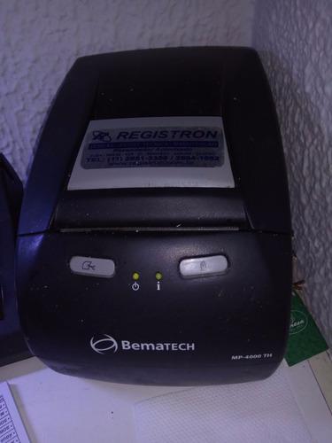 bematech termica impressora