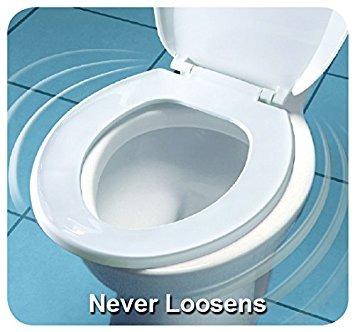 Groovy Bemis 4Le Medic Aid 4 Inch Toilet Seat Lift Spacer Elongate Creativecarmelina Interior Chair Design Creativecarmelinacom