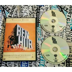 Ben  Hur - Dvd Doble - Original
