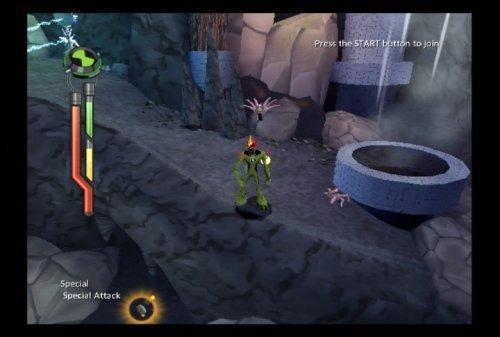 ben 10 alien force playstation 2