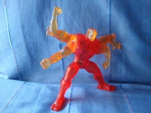 ben 10 cuatro brazos coleccion mc donald 2007 cartoon networ