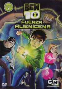 Dvd Ben 10 En Mercado Libre Mexico