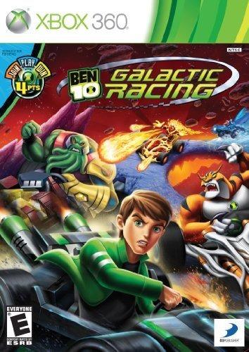 ben 10 galactic racing xbox 360