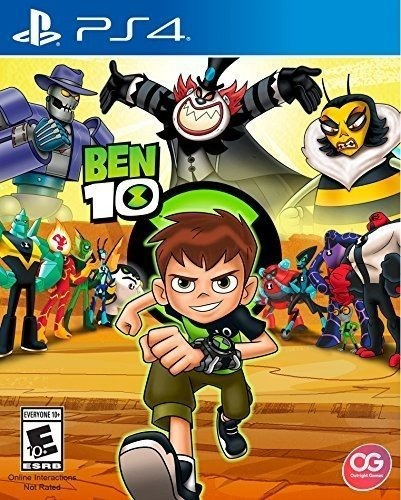 ben 10 playstation edition