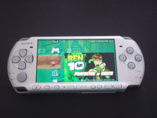 ben 10 protector of earth psp