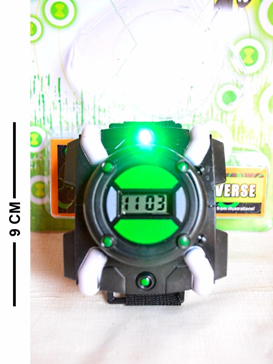 8bd5ce0d94e ben 10 - relógio com luz - lançamento. Carregando zoom.