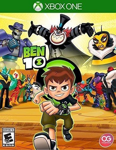 ben 10 xbox one edition