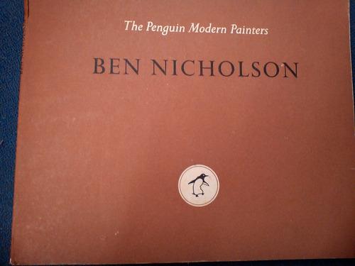 ben nicholson - the penguin modern painters - en inglès