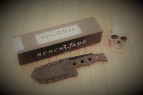 Benchmade 375 Adamas Fixed Blade Knife 4 20 Black 375bk Usa