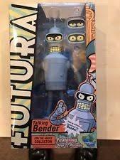 bender talking futurama (toynami)