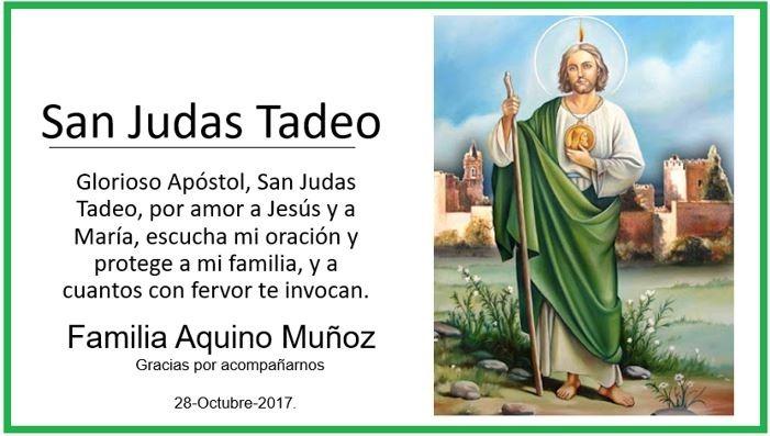 Bendición Para Protección De La Puerta De San Judas Tadeo 5000