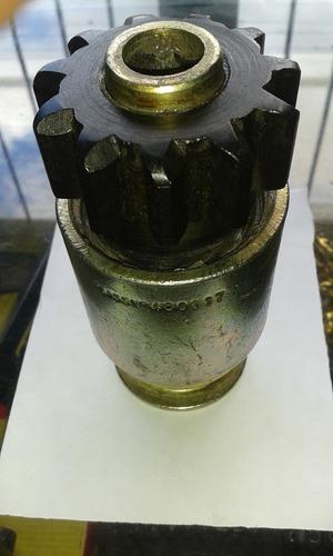 bendix arranque mack, motor cummins 11 dientes