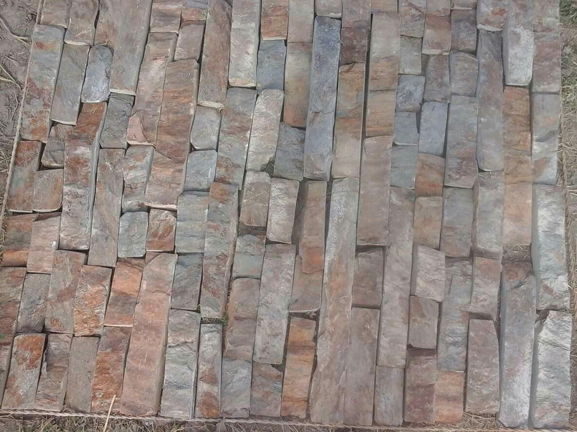 bendo piedra para fachadas de hogar piedra en lajas o cortad