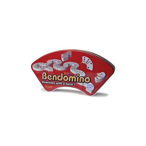 bendomino: ¡dominó con un giro! juego de azulejos