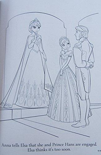 Bendon Publishing International Elsa Y Anna Para Colorear Y