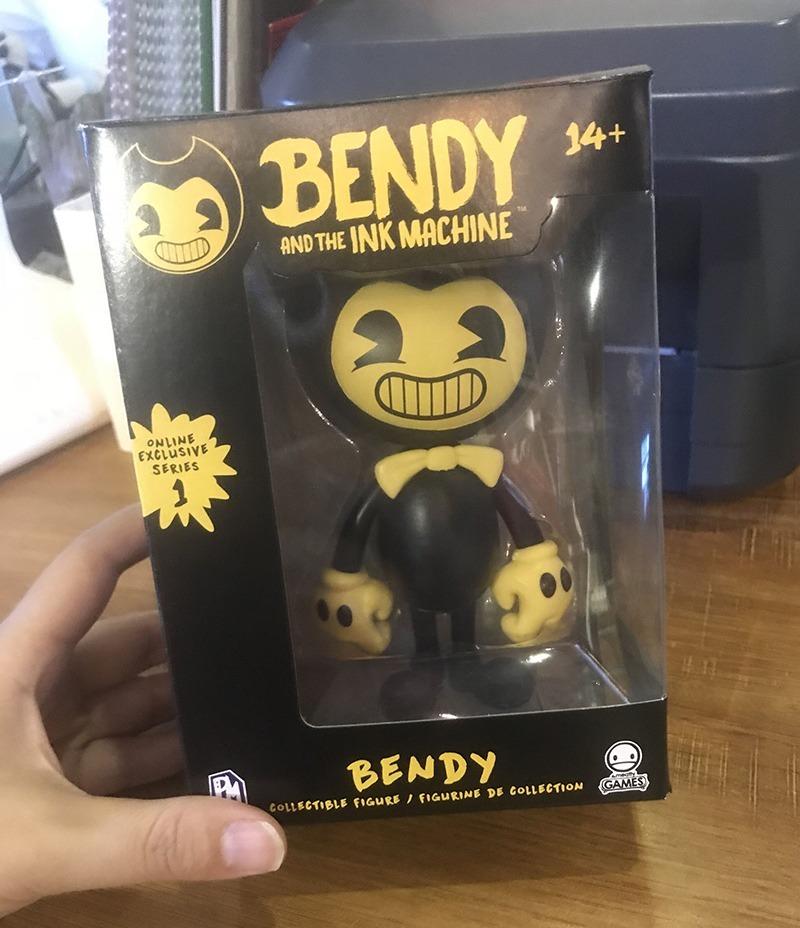 Bendy Action Figure