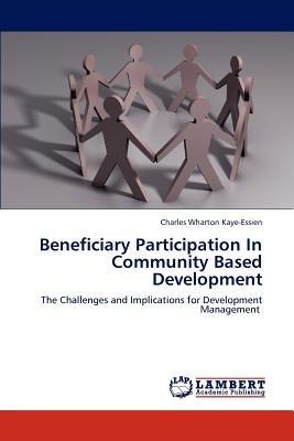 beneficiary participation in community based de envío gratis