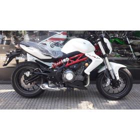 Benelli  Tnt 300 Sport 38hp Pirelli Bco