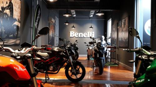 benelli 180s 2020 financia en 60 cuotas delcar motos