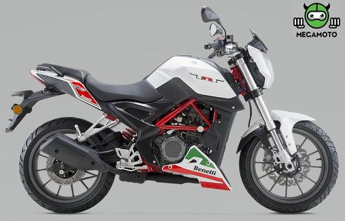 benelli  250 - benelli tnt 25 250 cc anticipo y cuotas!