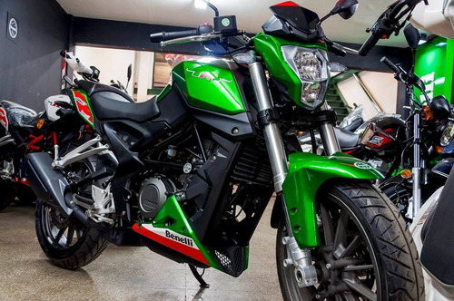 benelli 250 tnt naked