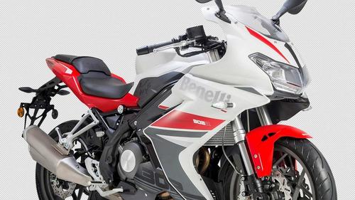 benelli 302 r deportiva financia en 60 cuotas delcar motos