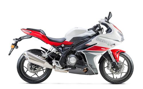 benelli 302 r sport 2021 - aszi-motos