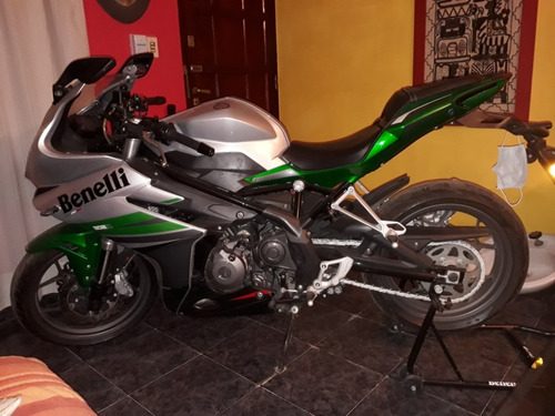 benelli 302r verde/gris
