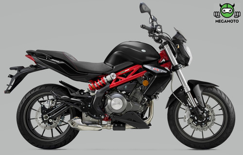 benelli benelli tnt 300 naked