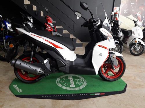 benelli caffenero 150 scooter entrega inmediata motonet