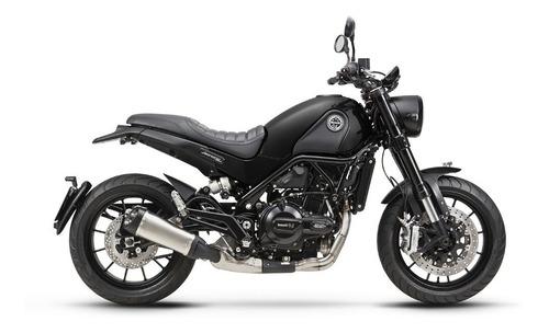 benelli leoncino 500  0km touring riccia motos