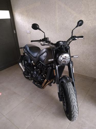 benelli leoncino 500 cc