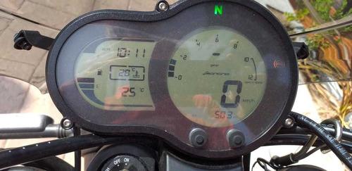 benelli leoncino con 503 km reales
