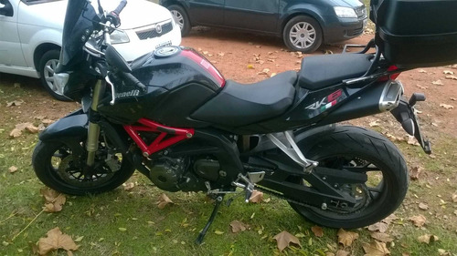 benelli rk6 2013 impecable!! 600cc,4cilindros 82 cv