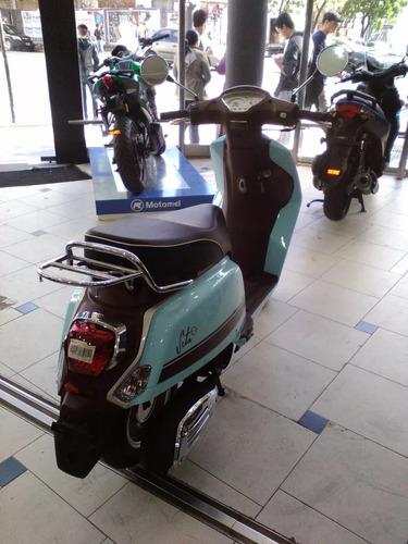 benelli seta 125 entrega inmediata scooter