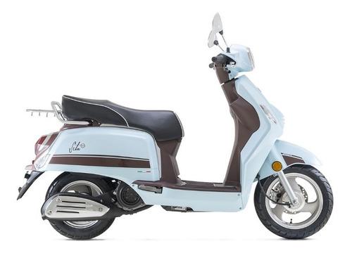 benelli seta 125 scooter