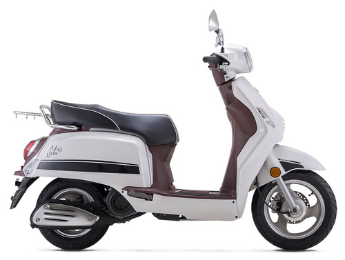 benelli seta 125 scooter negro (no zanella styler, kymco)