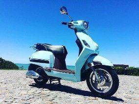 benelli seta 125 scooter (nosym styler milano zanella like)c
