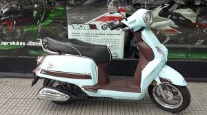 benelli seta 125 scooter (nosym styler milano zanella like)n