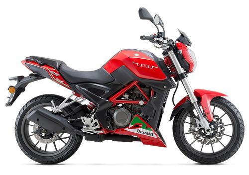 benelli tn 250 lanzamiento delcar motos