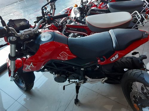 benelli tnt 135 0km - tnt135 - financiación - motos m r