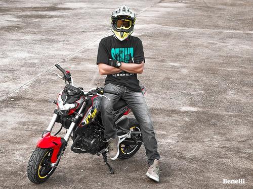 benelli tnt 135 mini 135cc 2019 0km 999 motos quilmes