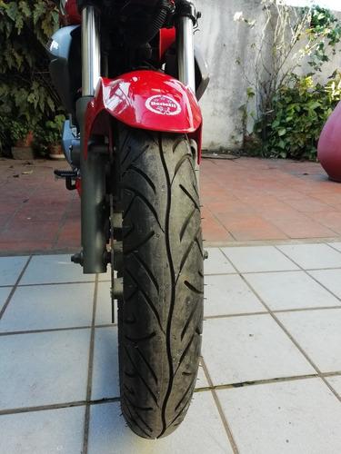 benelli tnt 15 - cubiertas pirelli demon sport