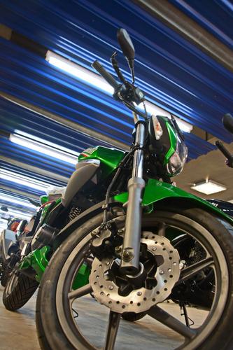 benelli tnt 15 naked financiada pronto motos