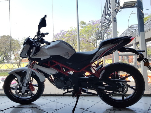 benelli tnt 150 naked motor de inyeccion electronica