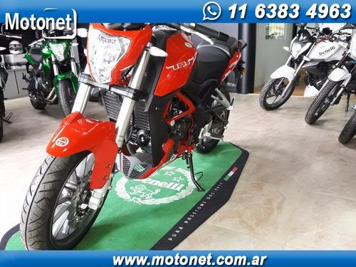benelli tnt 25 0km 250cc entrega inmediata motonet