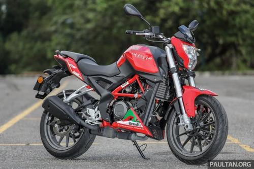 benelli tnt 25 250cc  entrega inmediata todos los colores!